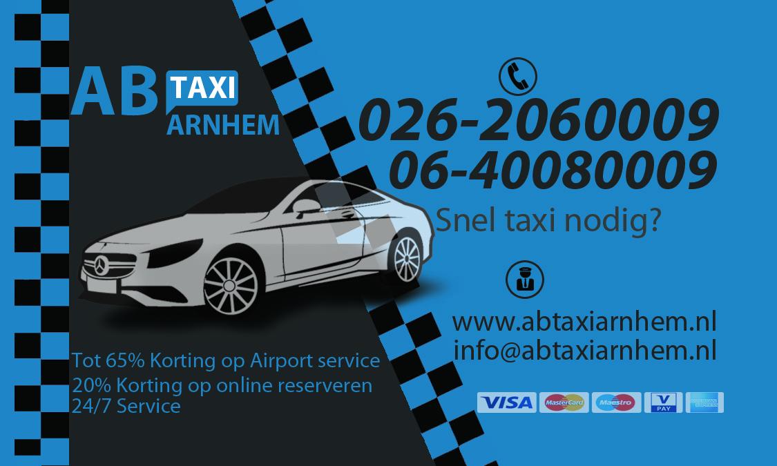 luchthavenvervoer | Luchthaven taxi Arnhem